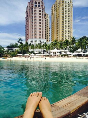 my view for this morning😍☀ im back 😍 lets travel again Summertravels Travelling Summertime Life Is A Beach
