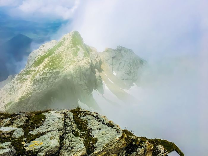 Summit in the