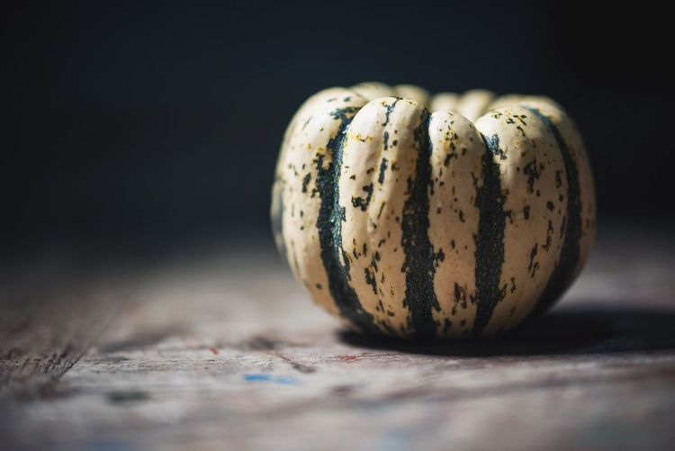 Pumpkin Food Food And Drink Freshness Close-up No People Healthy Eating Black Background Indoors  Ready-to-eat Day