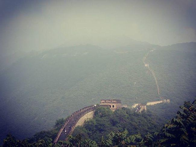 Thegreatwall China Travel Traveling Globetrotter Globetrotting Voyage Awesomeplace Nature