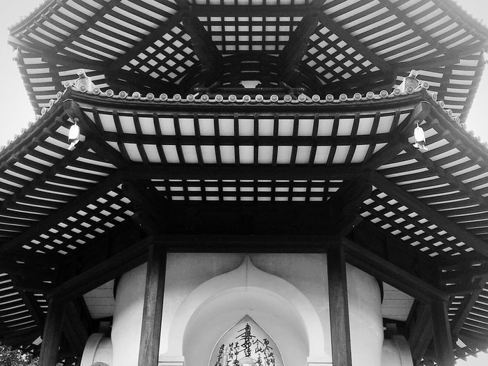 Untitled - Black and white is my true nature Peace Pagoda Battersea ParkPeace Pagoda Battersea Park Architecture Ornate Indoors  Built Structure No People Day Discover London B&W Collection Black & White Monochrome Photography Black And White Is My True Nature B&w Photography Blackandwhite Photography Monochrome _ Collection Blackandwhitephoto Black And White Collection  DeeArt Phonephotograpy Untitled I Love This Town Minimalist Photography  Postcode Postcards
