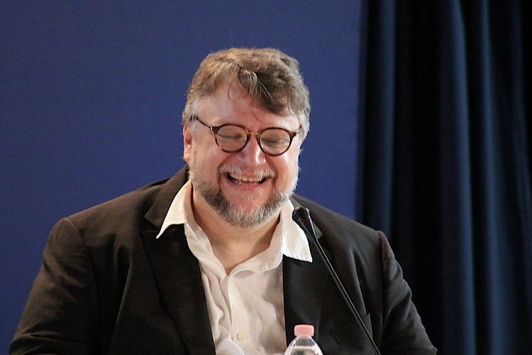 Guillermo Del Toro GuillermoDelToro Venezia Conference Venezia 74 Venice