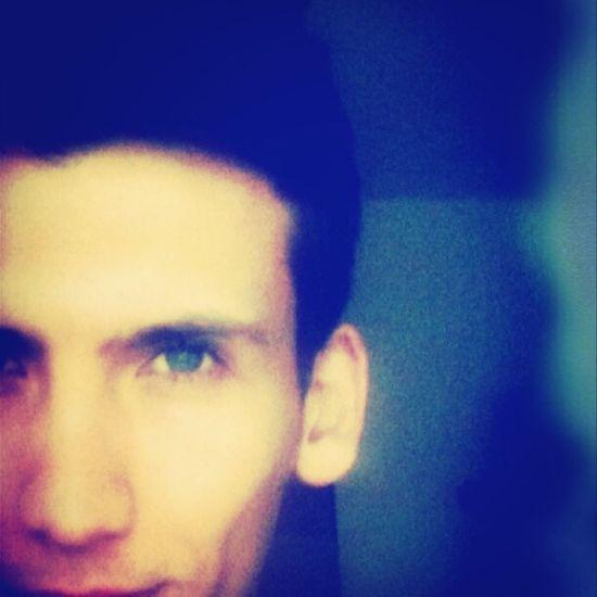 Eyes Green Eyes