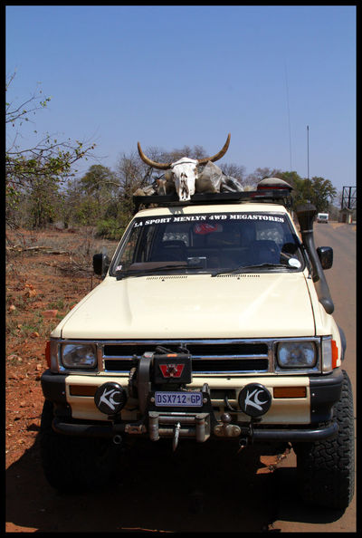#kruger #offroad #safari