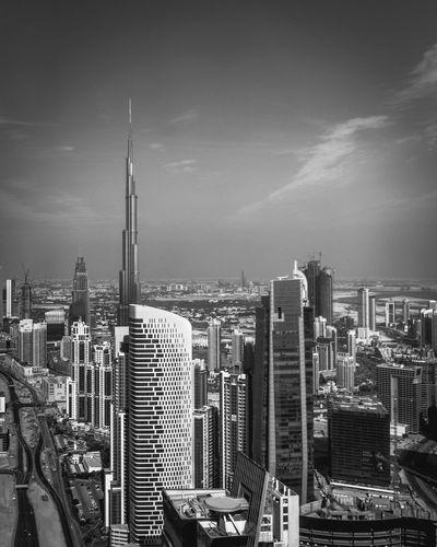 Burj Khalifa-