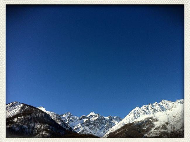 n'a pas vraiment envie de partir !! Ski Serre Chevalier Vallée