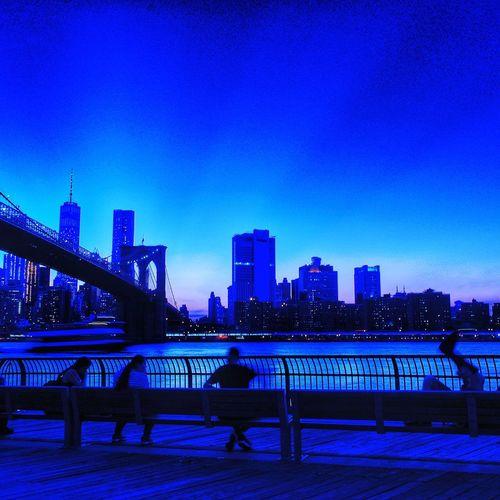 Blue Sky Urban