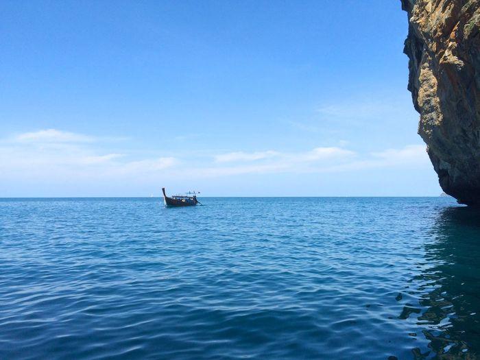 Blue Sea and