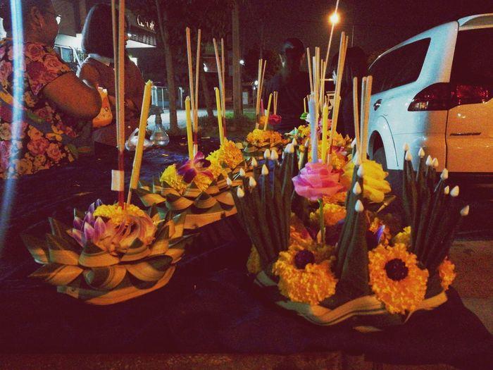 Loy kra thong., thailand festivel