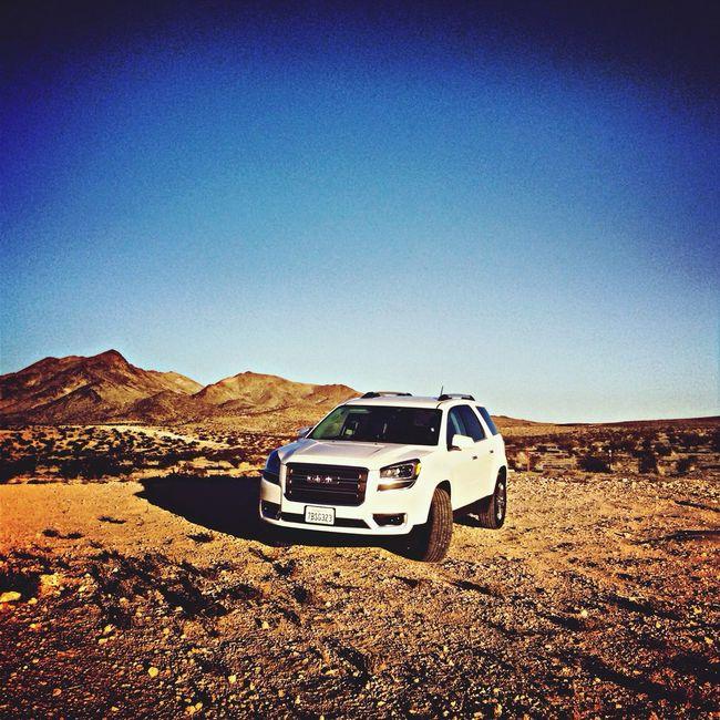 Nevada Desert Offroad