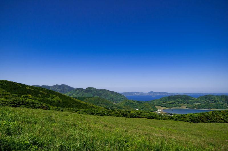 Hirato Japan Kawauchi-P Nagasaki JAPAN 川内峠 平戸島