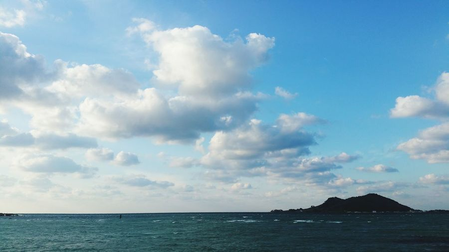 JEJU ISLAND  Geumneung Beach 비양도 섬과섬 구름다리