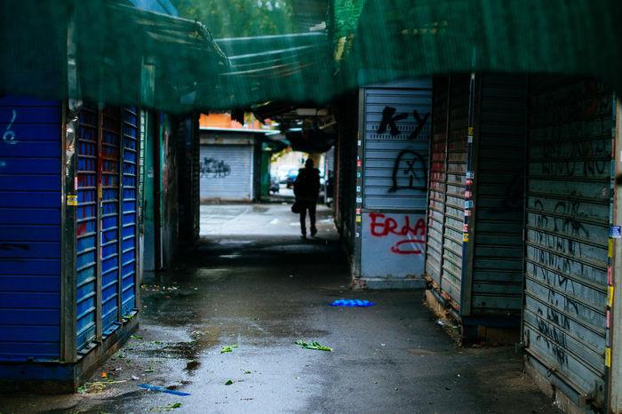 City Outdoors Rainy Days The Way Forward