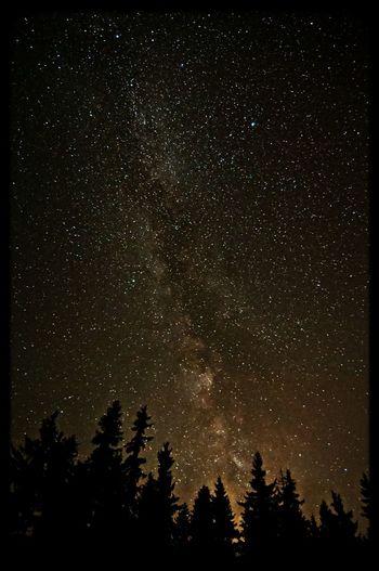Milky Way Milkyway Milchstrasse Under the Milky Way