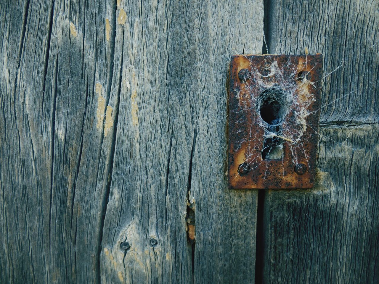 wood - material, metal, door, old, entrance, rusty, close-up, no people, weathered, safety, protection, security, day, lock, textured, outdoors, backgrounds, full frame, damaged, decline, deterioration, latch