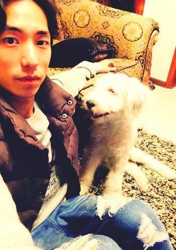 I Love My Dog That's Me