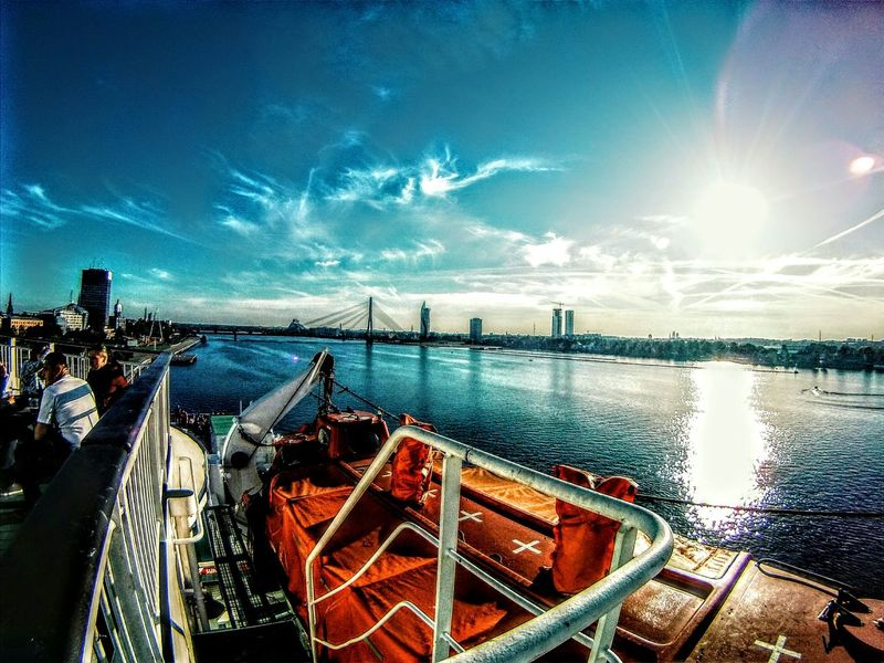 Check This Out Cruise Ship HDR Hdr_Collection Hdr Edit Hdrphotography Hdroftheday