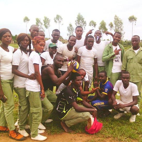 Sport CDs IwezenyiZone Friendlymatch Nysc EbonyiState 19/06/2014
