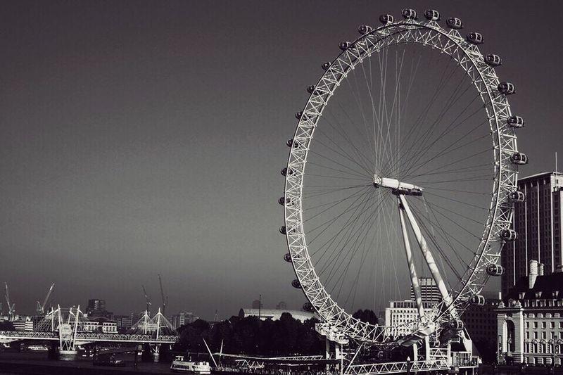 London Eye Uk