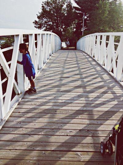 Clara Filter On A Hike