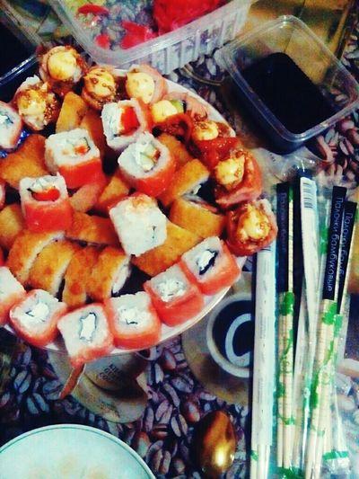 суши 🌸🌷
