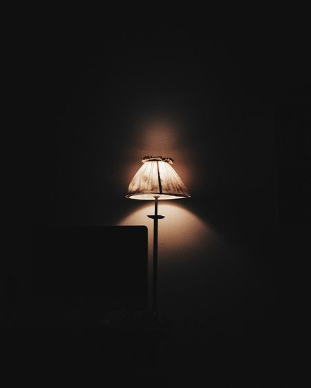 Lamp The Week On EyeEm WeekOnEyeEm EyeEm Selects EyeEm Gallery Eyem Gallery Moody Minimalism Lamp Illuminated Lighting Equipment Electricity  No People Home Interior Indoors  Night Close-up