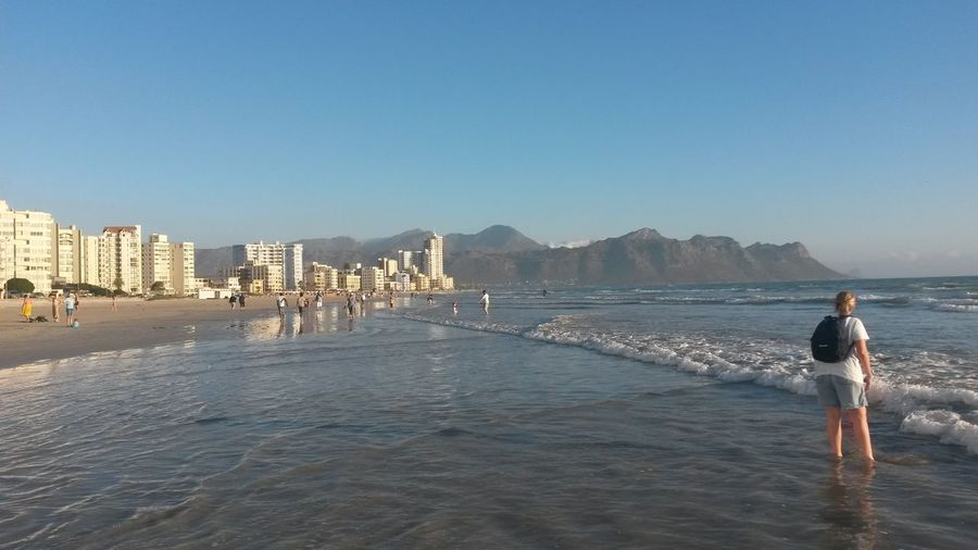 Discover Your City Strand Western Cape