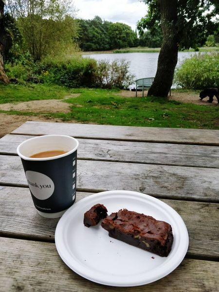 Tea and cake thanks to Nationaltrust