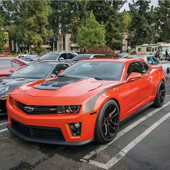 Americabmuscle Cars Autoenthusiast Chevrolet Camaro Carlifestyle