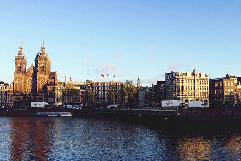 Sunny Ams.... Netherlands