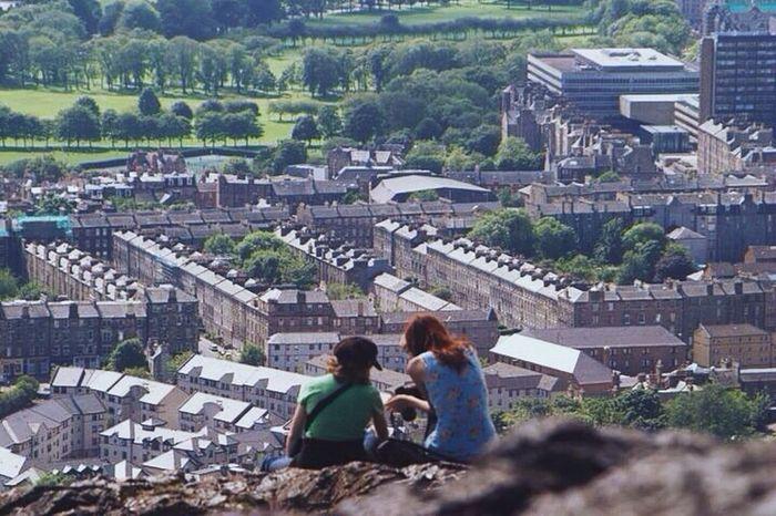 Edinburgh Scotland Travel Arthurs Seat