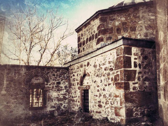 Üryan Baba Türbesi Tomb Shrine Seyitgazi Bektaşi Kalenderi Architecture