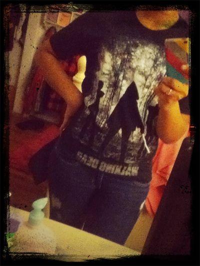 I love my new shirt *AMC The Walking Dead !