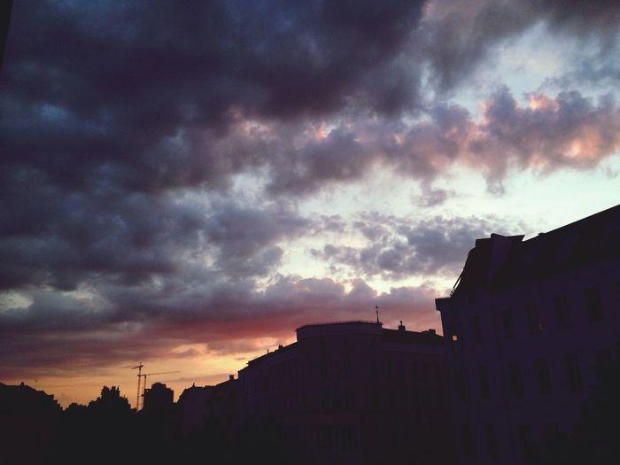 Sky Porn Clouds Cloud Porn Sunset