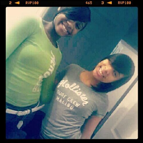 #tbt Me Andy Sissy :)