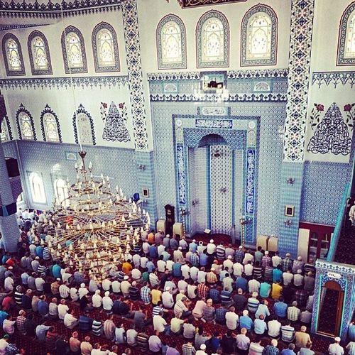 Aydın Yavuz Sultan Selim camii