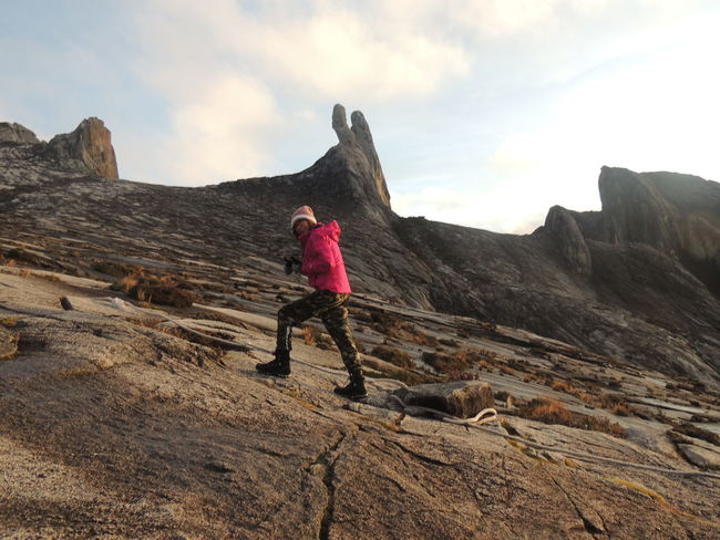 EyeEmNewHere Beauty In Nature Live For The Story The Great Outdoors - 2017 EyeEm Awards Panorama Outdoors Magma Granite Lifestyle EyeEm Nature Lover EyeEm Best Shots Mount Kinabalu Leisure Activity
