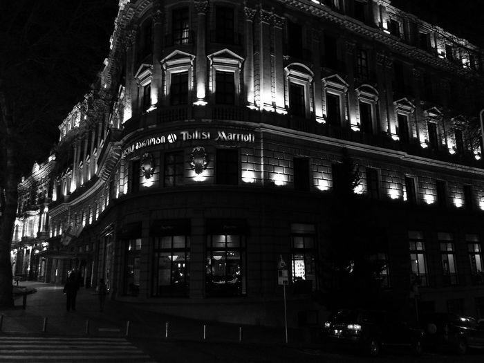 Tbilisi Hotel Architecture