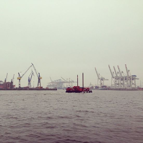 Hamburg Perlung Harbor Ship Hafen Hamburg Welovehh Igershh