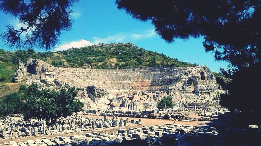 The Ancient City Turkey Ephesus The Explorer - 2014 EyeEm Awards