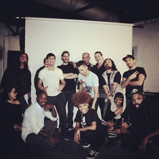 Squad panda life studios and Backdrop @backdropbrooklyn Events Music Photography Video Musicvideo Photoshoot Models Newyork Brooklyn Cameras Lounge Art Gallery Booking Loft Backdrop Artist Backdropbrooklyn Pandalifesudios Life Create Team Crew Facts lit