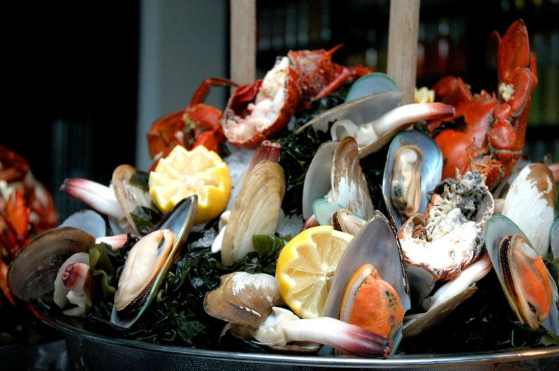 Food Food And Drink Freshness Healthy Eating Wellbeing Seafood Still Life Close-up No People Ready-to-eat Indoors  Animal Large Group Of Objects Raw Food Shell Vegetable Crustacean Choice Meat Mussel Tray Dinner Lobster Eyeem Philippines Eyeem Philippines Album