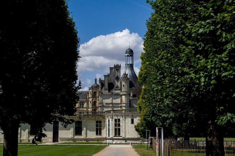Château de Chambord Château Chambord Castle Fidiwik History France Unesco Histoire Architecture