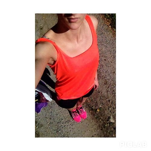 Jogging Instagramphoto Sport Hot Day