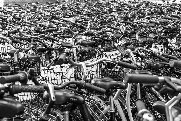 Metal Bicycle