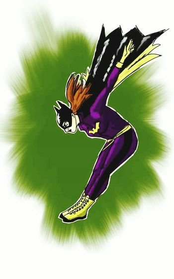 It's Batgirl! First Eyeem Photo