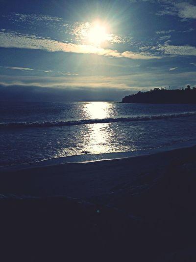 Enjoying The Sun Cabrillo Beach