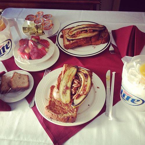 Gotta love room service. Thequad SuiteLife Vegas