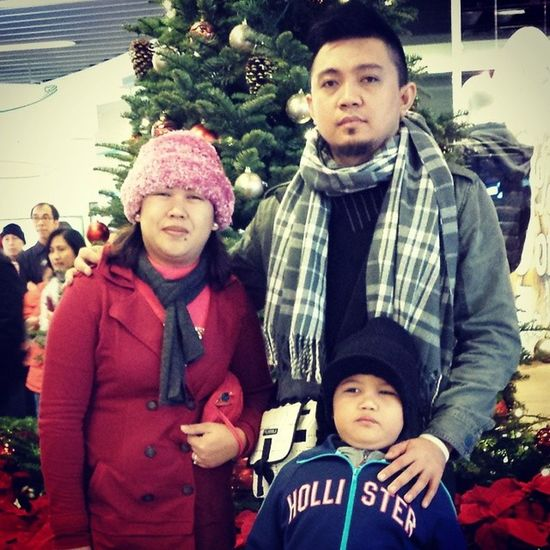 Happy Holidays! HongKong VictoriaPeak Happyfamily Wakeupthehappiness christmastime