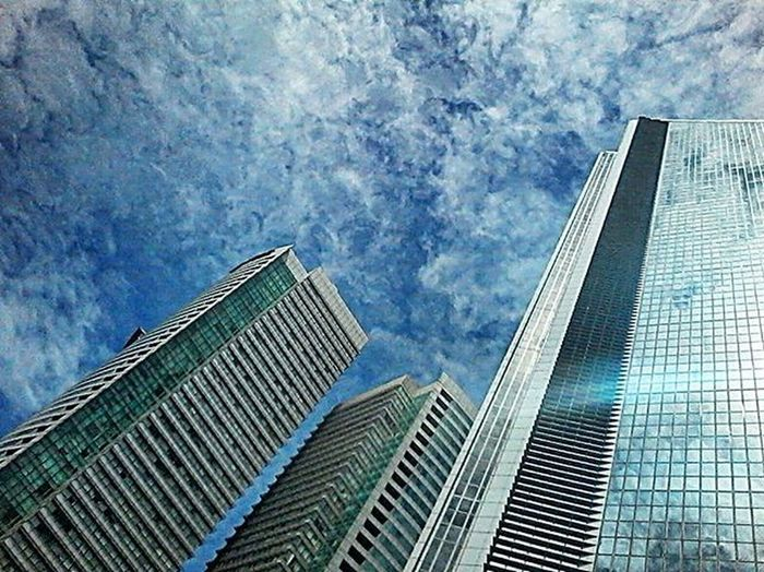 Skyscrapers Cityscape Ph Makati Ayalaavenue